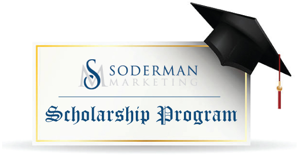 Soderman Marketing SEO Scholarship Program